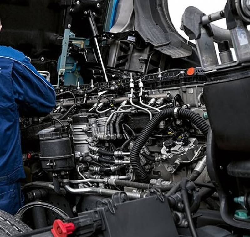 Conserto de Motor de Caminhão Scania Cupecê - Consertar Motor de Partida de Caminhão