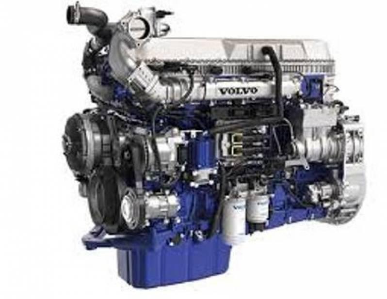 Conserto de Motor de Caminhão Vila Formosa - Consertos de Motor de Caminhao Volvo