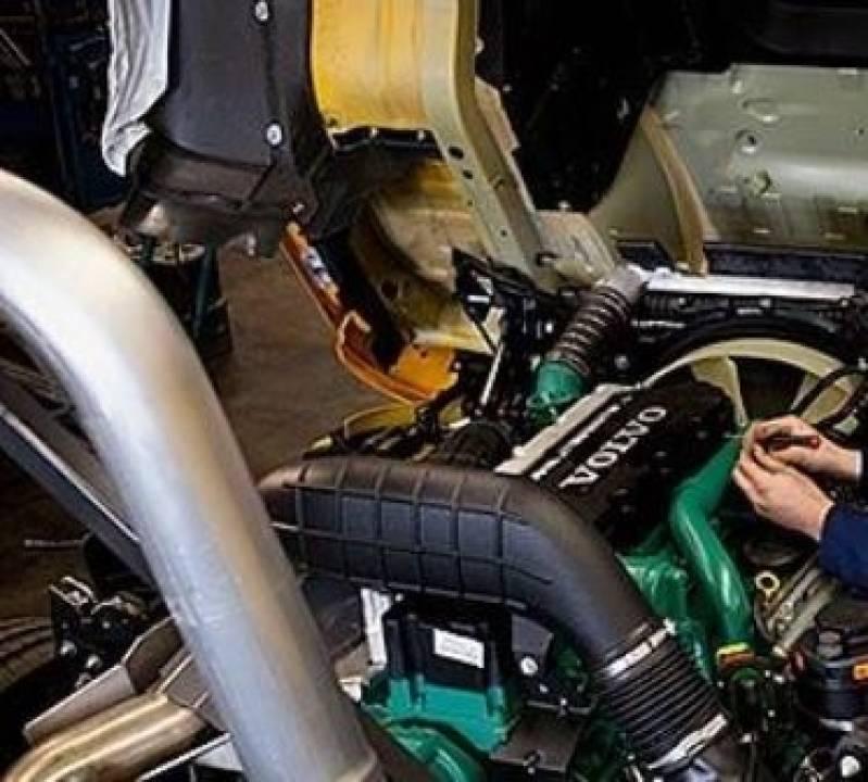 Consertos de Motores de Caminhão Mercedes Pari - Consertos de Motor de Caminhao Volvo