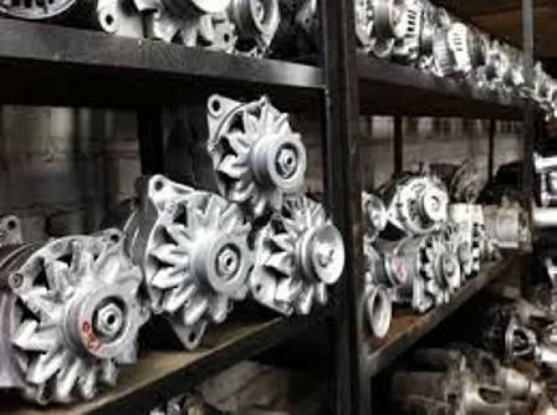 Consertos para Motores Alternadores de Caminhão Nossa Senhora do Ó - Consertar Motor de Partida de Caminhão
