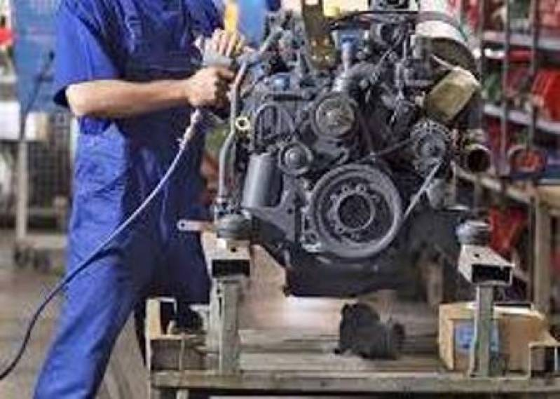 Retífica de Motor de Caminhão Scania Bixiga - Recondicionamento para Motor de Caminhão