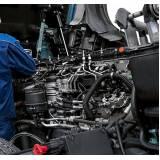 conserto de motor de caminhão scania Ibirapuera