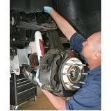 conserto de suspensão de caminhão vertis Belenzinho