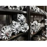consertos para motores de arranque de caminhão Água Branca