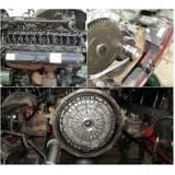 embreagem de caminhão VM 270 conserto de Cidade Dutra