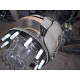 reparo em freio hidráulico de caminhão scania
