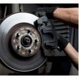 reparo em freio hidráulico de caminhão