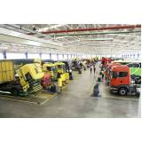 troca de óleo de caminhão da scania