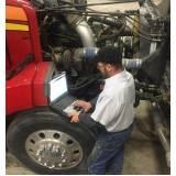 serviço de injeção eletrônica de caminhão volvo Piqueri