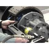 serviço de reparo em freio ABS de caminhão Ipiranga