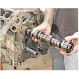 Recondicionamento de Motor de Caminhão