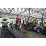 troca de óleo de caminhão da scania R 440 preço Aricanduva