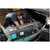 troca de óleo de caminhão volvo FH 460 Sapopemba