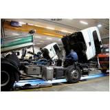trocas de óleo de caminhão da scania Campo Limpo